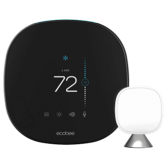 Ecobee 5 Smart Thermostat.