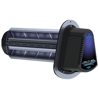RGF REME HALO-LED™ air purifier.